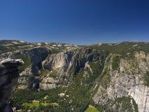 Mountain View de Yosemite photos libres de droits