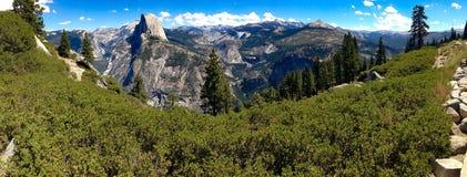 Mountain View de Yosemite foto de archivo libre de regalías