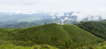 Mountain View del panorama Foto de archivo