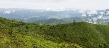 Mountain View del panorama Fotografía de archivo