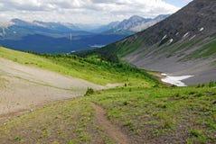 Mountain View del verano imagenes de archivo