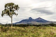 Mountain View di Ilinizas immagini stock