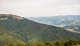 Mountain View. Royalty Free Stock Image