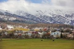 Mountain View em Geórgia Imagens de Stock Royalty Free