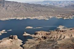 Mountain View em Vegas Fotografia de Stock