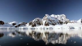Mountain View en Antarctique clips vidéos