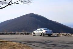 Mountain View en Virginia Foto de archivo libre de regalías