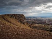 Mountain View, Franconia superior, Alemanha fotografia de stock royalty free