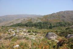 Mountain View - Gerês Portugal arkivfoto