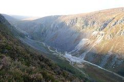Mountain View Glenveagh park narodowy w Irlandia obraz royalty free