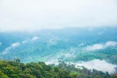 Mountain View hermoso Imagen de archivo