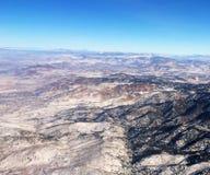 Mountain View in het Westen - de V.S. Royalty-vrije Stock Fotografie