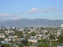 Mountain View i Marina del Rey Arkivbild
