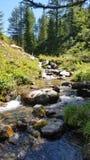 Mountain View imponentes Imágenes de archivo libres de regalías