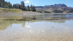 Mountain View imponentes Foto de archivo libre de regalías