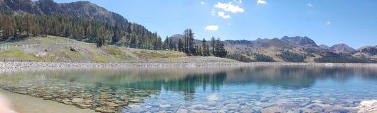 Mountain View imponentes Fotografía de archivo libre de regalías