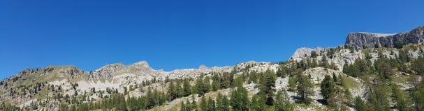 Mountain View imponentes Fotos de archivo