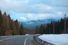 Mountain View impressionnant photos stock