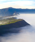Mountain View indonesio Foto de archivo