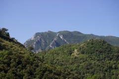 The mountain Royalty Free Stock Photos