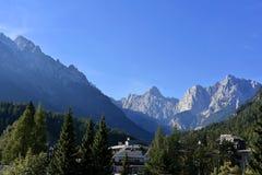Kranjska Gora in Slovenia Stock Photo