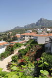 MOUNTAIN VIEW LOCATED IN CYPRUS Royalty Free Stock Photography