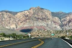 Mountain View majestuoso imagenes de archivo