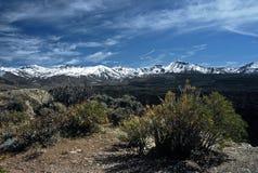 Mountain view,Mendoza,Argentina Stock Photo