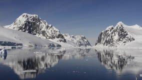 Mountain View na Antártica filme