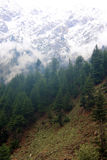 Mountain view Naran Royalty Free Stock Photos