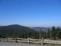 Mountain View nordico Immagine Stock Libera da Diritti