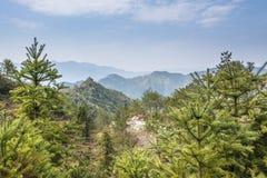Mountain view Royalty Free Stock Photo