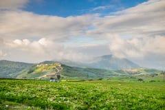 Mountain View a Phu Thap Boek, Tailandia Fotografie Stock Libere da Diritti