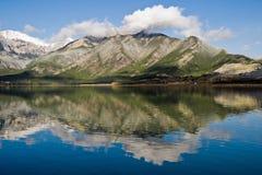 Mountain View rocheux Photo libre de droits