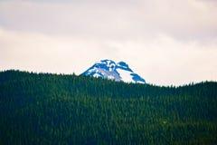Mountain View rocheux Photos stock