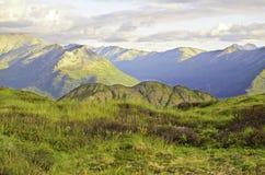 Mountain View salvaje Fotografía de archivo libre de regalías