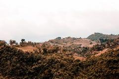 Mountain View in Simala, Cebu Fotografia Stock