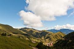 Mountain View soleado Fotografía de archivo libre de regalías