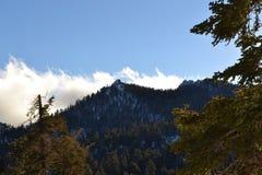 Mountain View strabiliante Immagini Stock Libere da Diritti