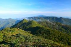 Mountain View, Tailandia fotografia stock libera da diritti