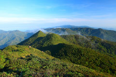 Mountain View, Thailand Royalty Free Stock Photo