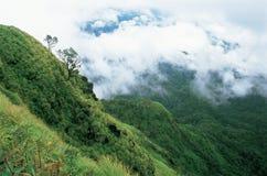 Mountain View, Thailand Stock Photography