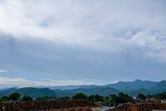 Mountain view of Trinidad, Cuba Stock Photos