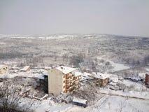 Mountain View urbano Imagenes de archivo