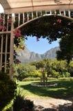 Mountain view  venue  Capetown Stock Photo