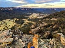 Mountain Viewen Stockfotografie