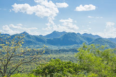 Mountain is Viewpoint,Backgrounds Beauty In Nature Stock Image