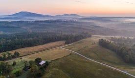 Mountain Views Royalty Free Stock Photography