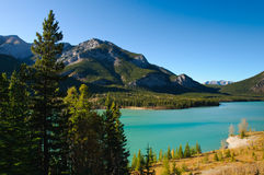 Mountain Views Stock Image
