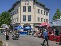 Mountain View's A La Carte & Art Festival Stock Images
